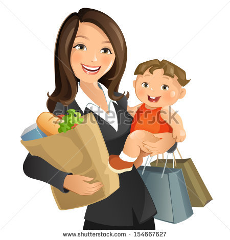 Working Women Cartoons Stock Photos Images   Pictures   Shutterstock