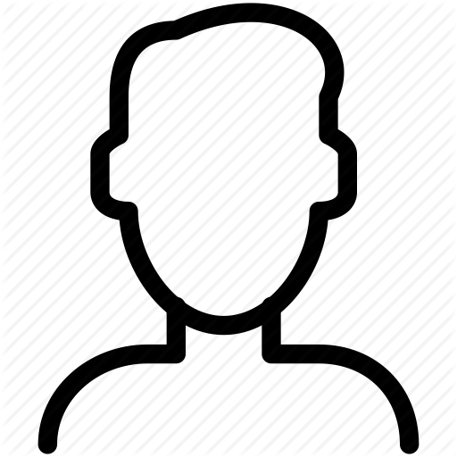 Account Avatar Boy Creative Crisp Icons Grid Guy Human