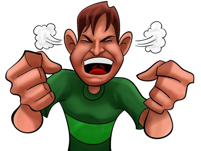 Anger A Negative Emotion  When Does An  Angry Person  Need Anger