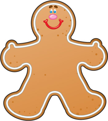 The Basic Idea Is That They Bake A Gingerbread Man And He Runs Away
