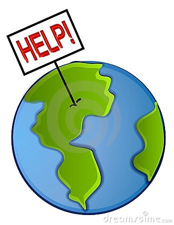 Earth Save Planet Clip Art