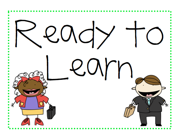 Similiar Ready For Kindergarten Clip Art Keywords