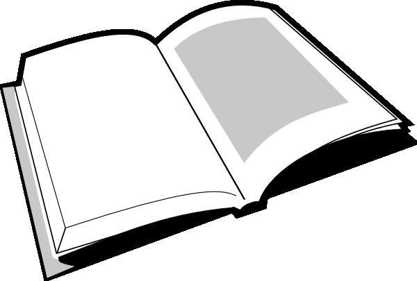 Clip Art Book Clipart Black And White open book black and white clipart kid panda free clipart