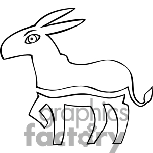 Pin Free Donkey Clipart On Pictures To Pin On Pinterest