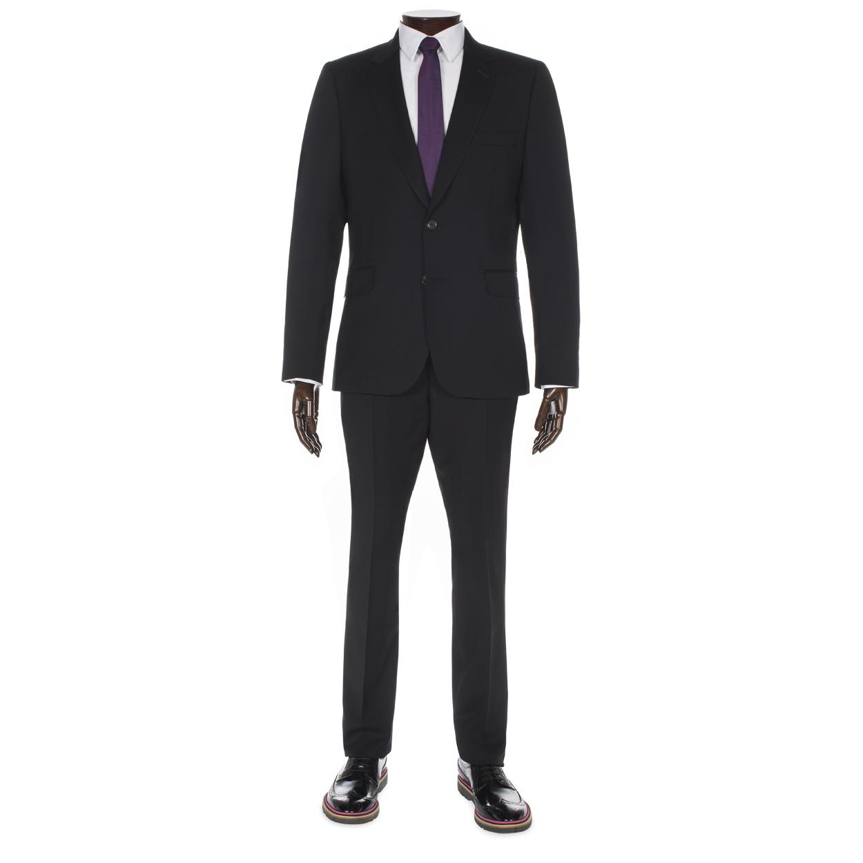 Boy Suit Silhouette Paul Smith Men S Suits