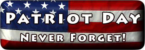 Free Patriot Day Clipart And Graphics   9 11 Remembrance
