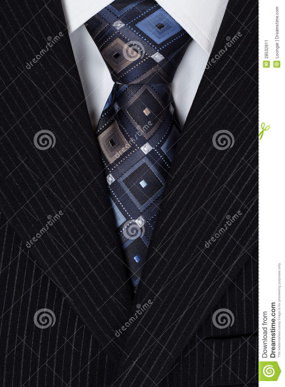 White Shirt And Blue Tie Men Suit  See My Other Works In Portfolio