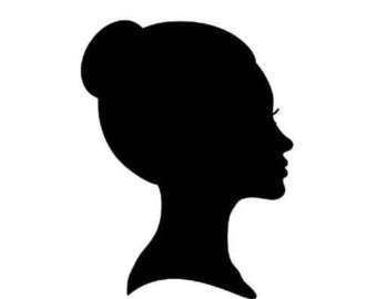 10 Face Profile Silhouette Clip Art Free Cliparts That You Can