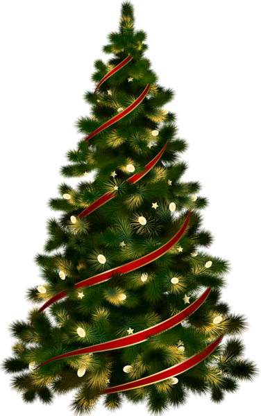 Large Christmas Tree Clipart - Clipart Kid