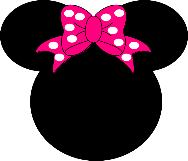 Mickey And Minnie Mouse Head Clip Art Minnie Mouse Hi Png