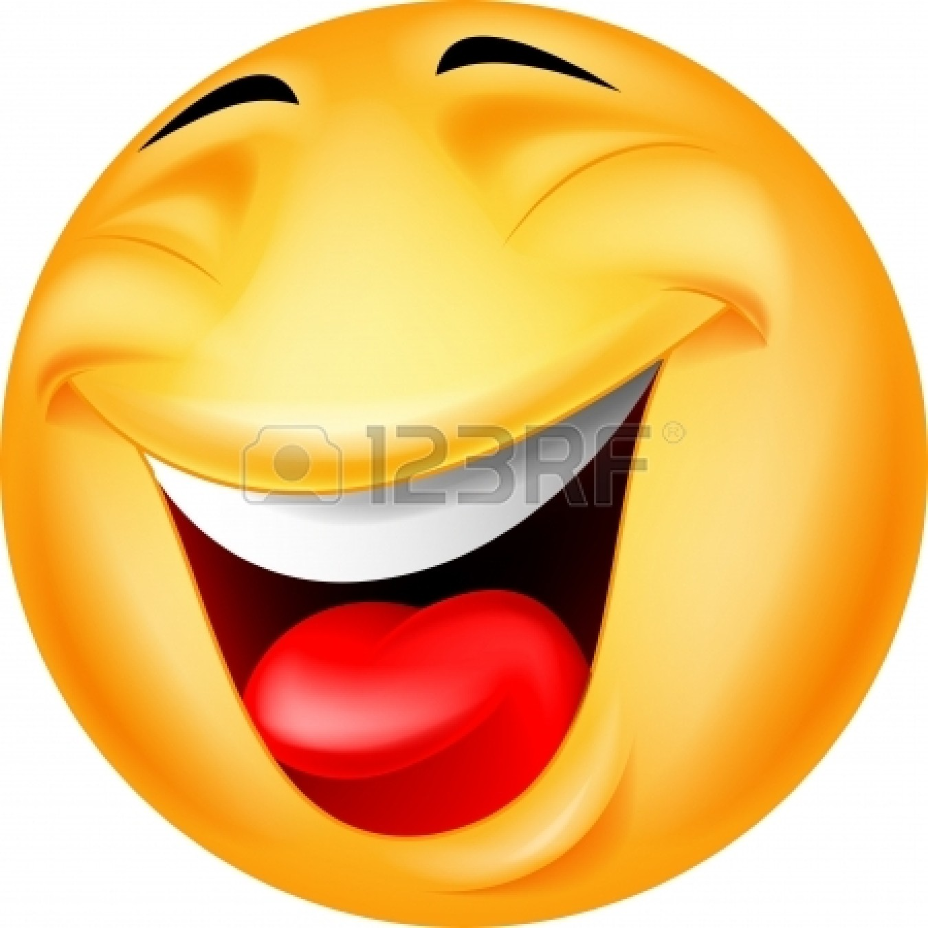 Moving Laughing Smiley Face   Clipart Panda   Free Clipart Images
