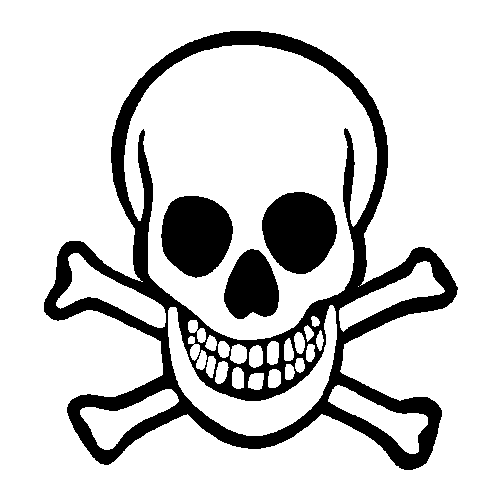 Skull And Crossbones Clipart - Clipart Suggest