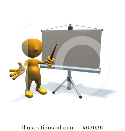 Speaker Clipart  63026 By Geo Images   Royalty Free  Rf  Stock
