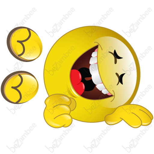 The Floor Laughing Smiley Face   Clipart Panda   Free Clipart Images