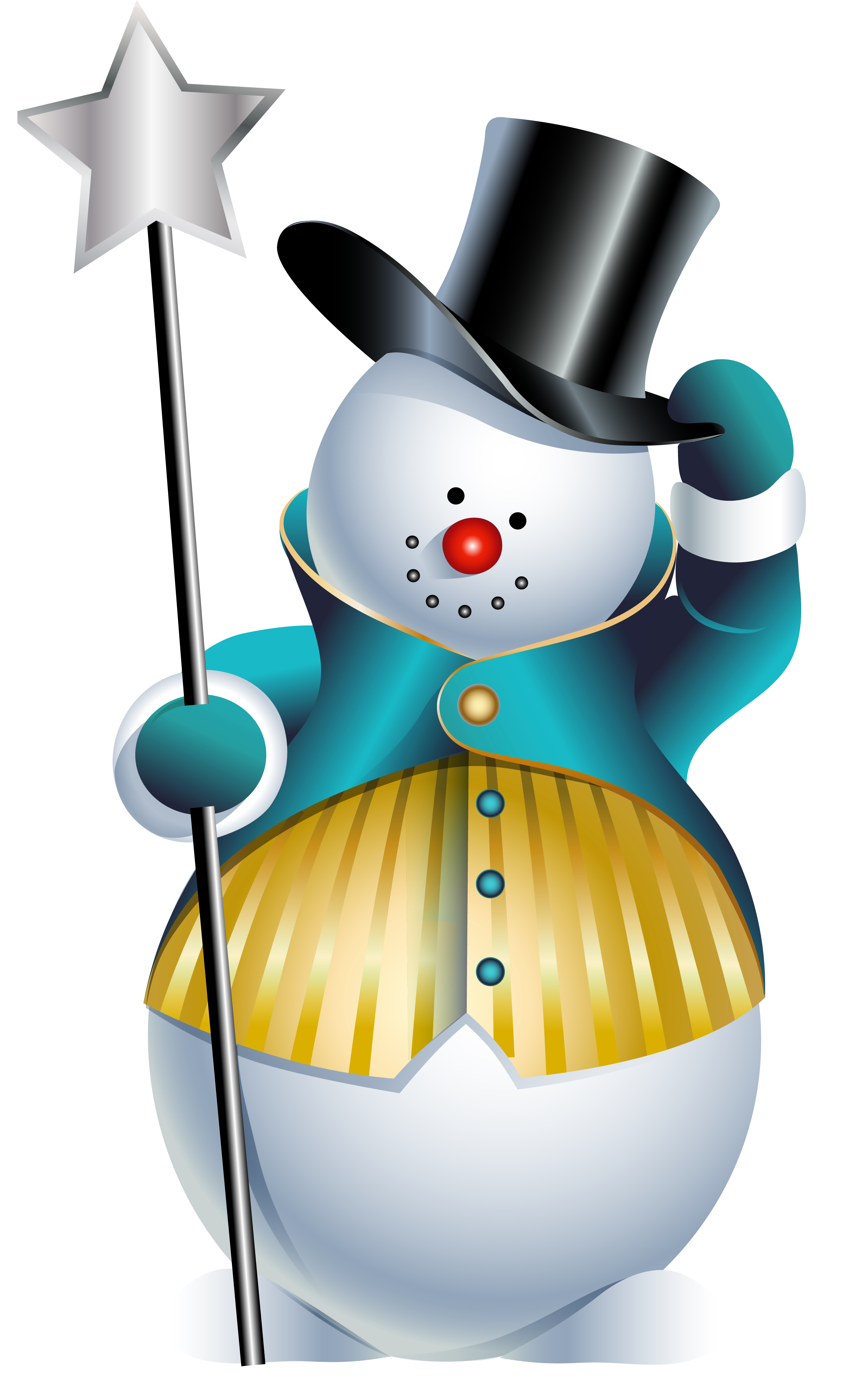 snowman family clip art free - photo #44