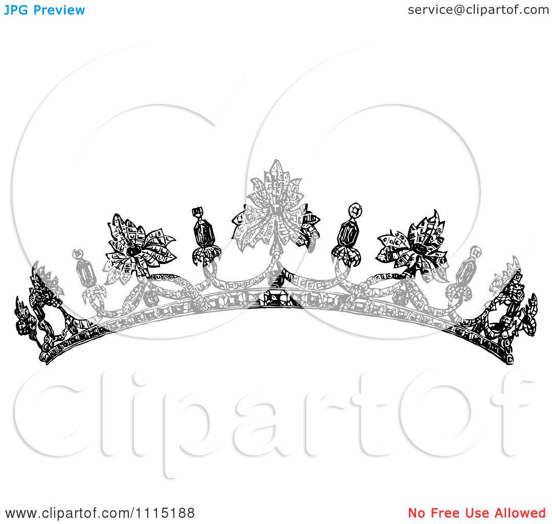 tiara- vector clipart