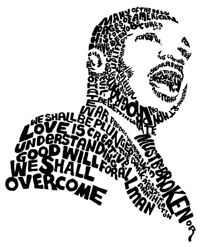 Martin Luther King Jr Day Clip Art martin luther king jr clipart ...