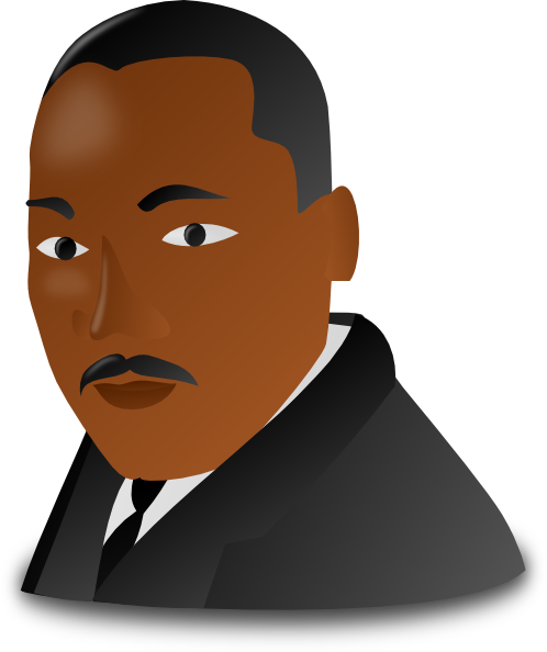 Martin Luther King Jr Clip Art Pictures To Like Or Share On Facebook