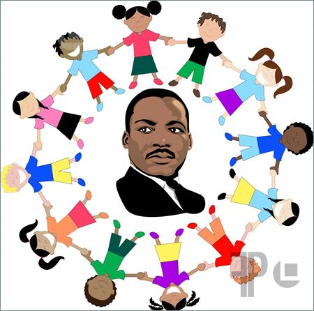 Martin Luther King Jr Day Clipart Martin Luther King Kids 1429464 Jpg