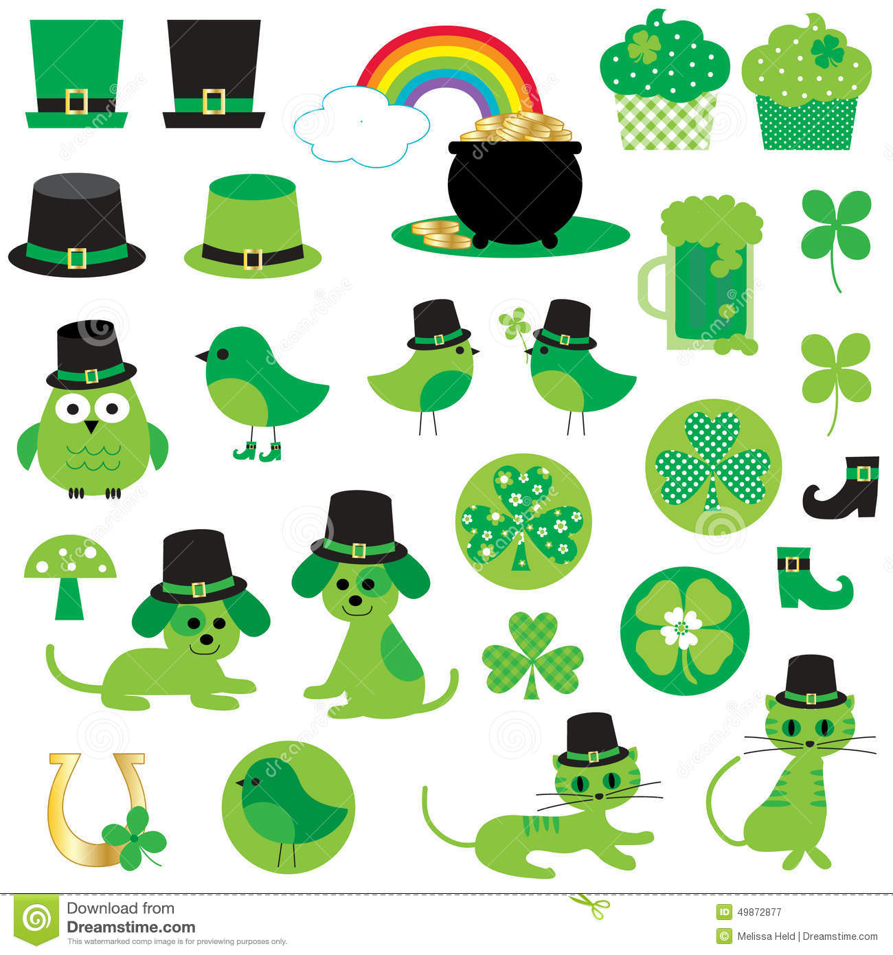cute leprechaun clipart images pictures becuo cute st patrick s day clipart clipart suggest