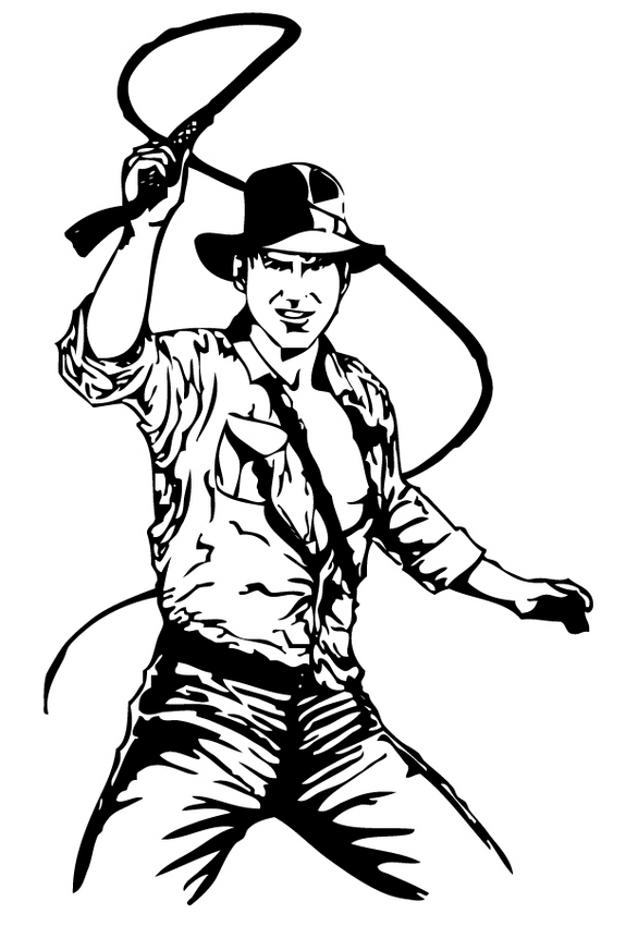 29 Indiana Jones Clipart