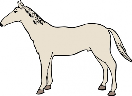Download Horse Clip Art Vector For Free