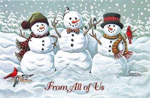 vintage snowman clipart - photo #7