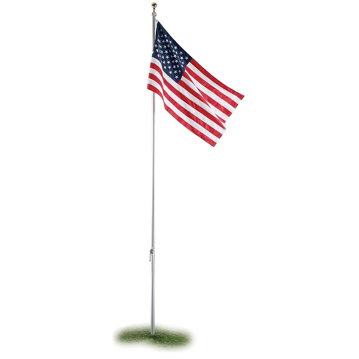 flag pole clipart clipart suggest. Black Bedroom Furniture Sets. Home Design Ideas
