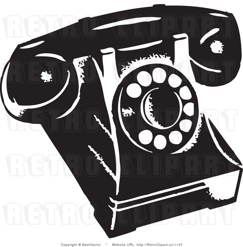 clip art antique phone - photo #43