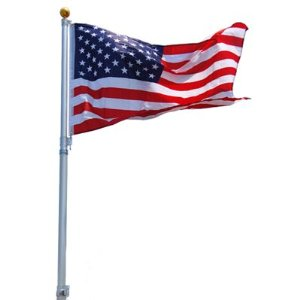 Usa Flag Pole Clip Art Images   Pictures   Becuo
