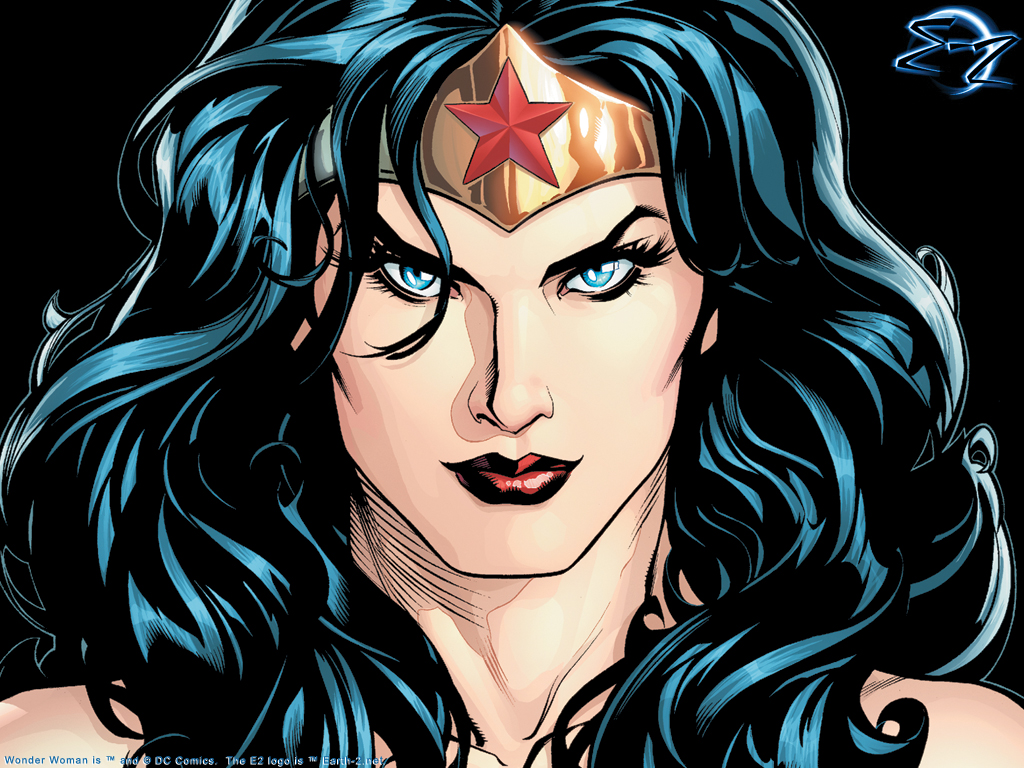 Wonder Woman Art Prints Art Wall And Posters Wall Murals Buy A Poster