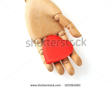 African American Holding Black Hands Stock Image Imagejpg