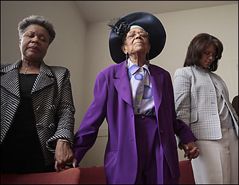 Black Church Women 164