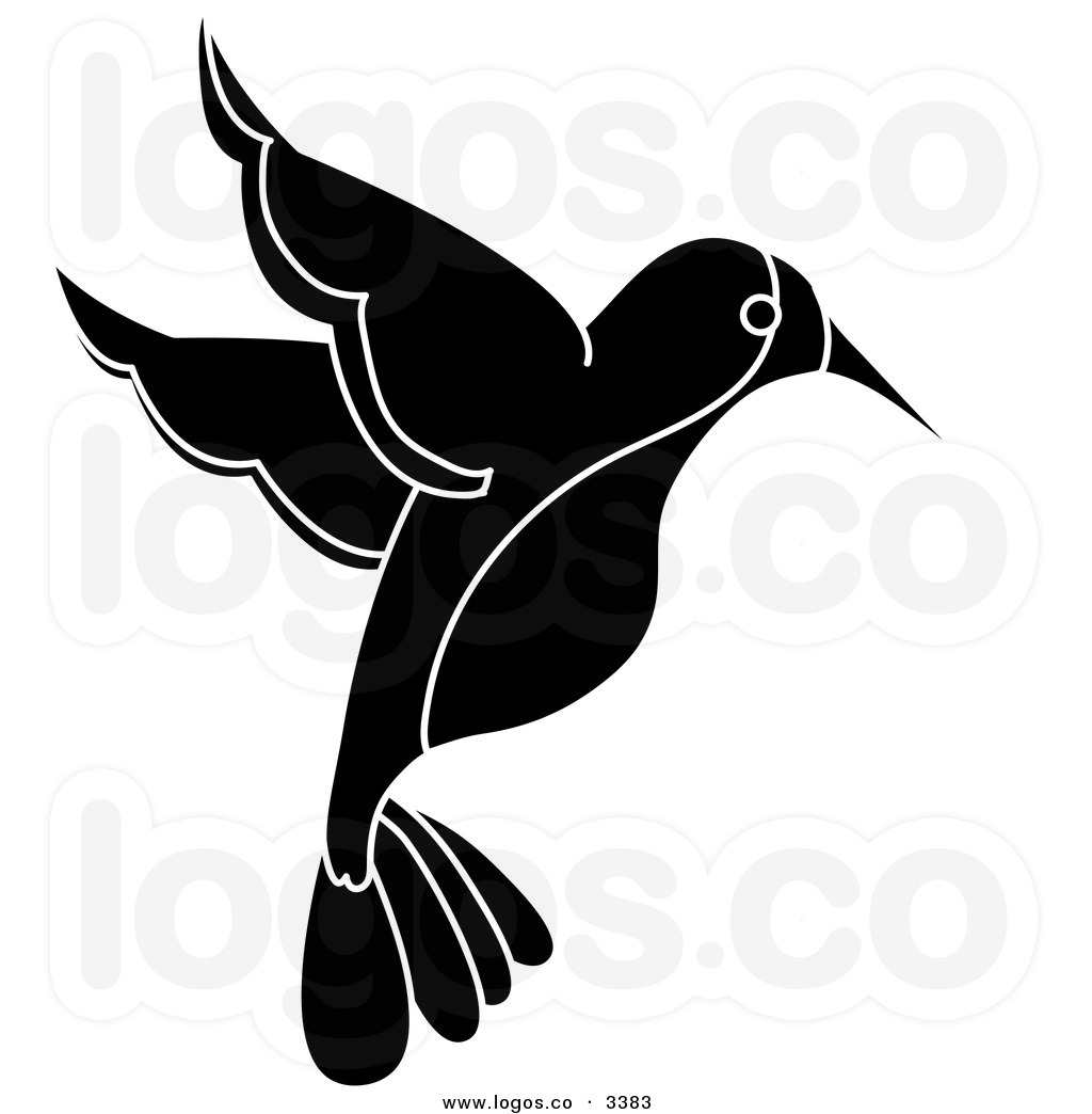 Love bird silhouette clip art