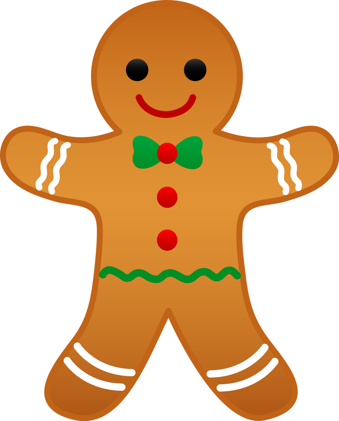 Holiday Cookie Animated Clipart