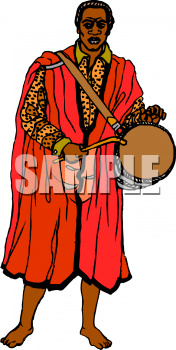 Royalty Free Native Clip Art People Clipart