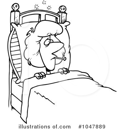 Sick People Clipart - Clipart Kid