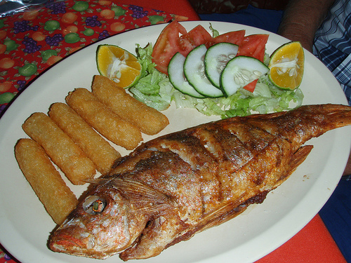 Snap Pescado Fritos Photos On Pinterest