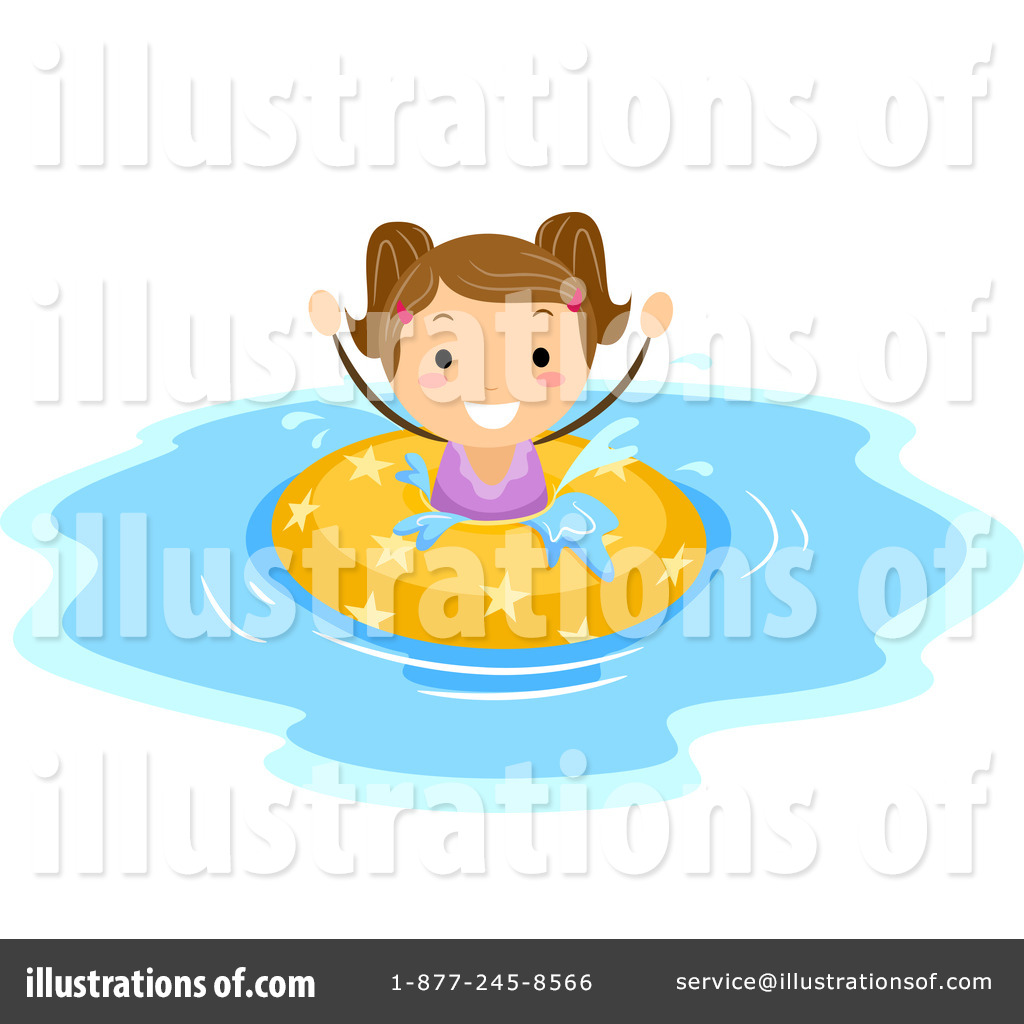 Swimming Clipart  1066548 By Bnp Design Studio   Royalty Free  Rf