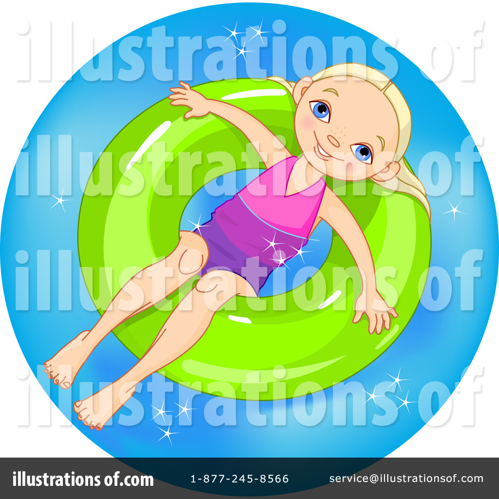 Swimming Clipart  99008 By Pushkin   Royalty Free  Rf  Stock