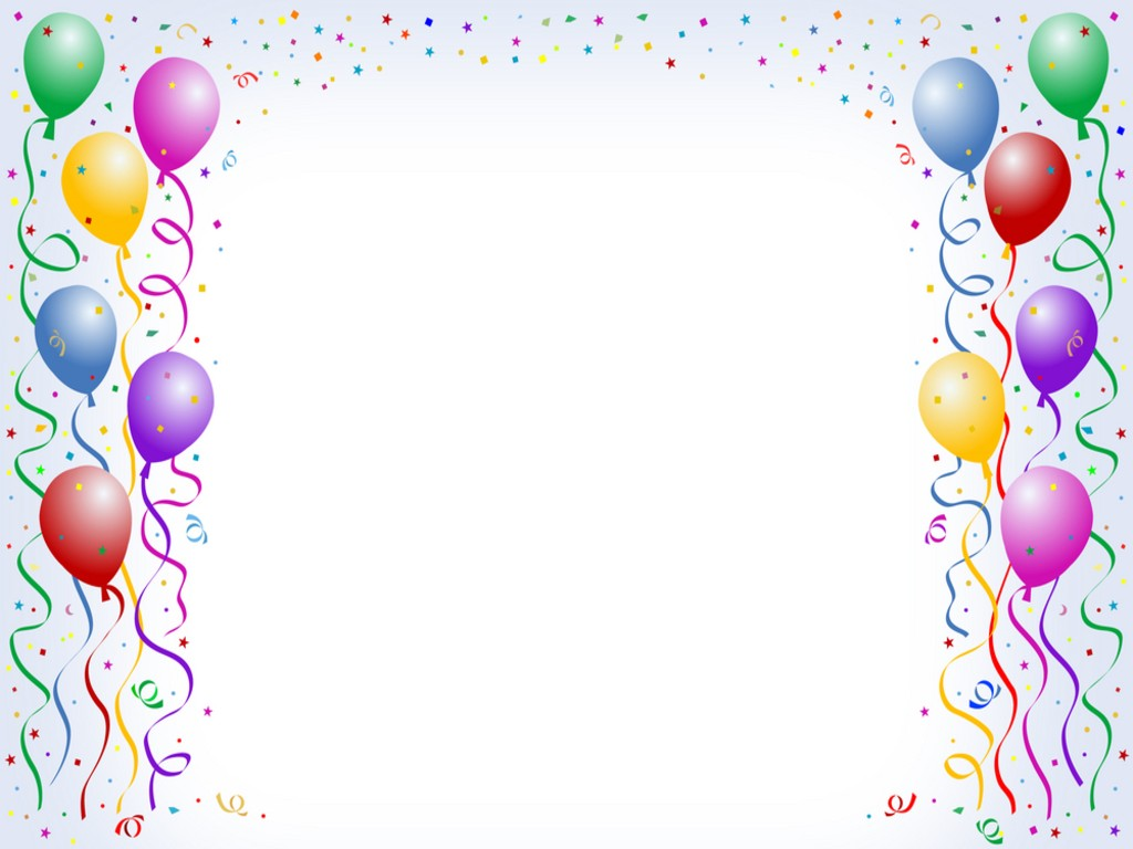 Balloon Border Ppt Photos Balloon Border Ppt Pictures Balloon Border