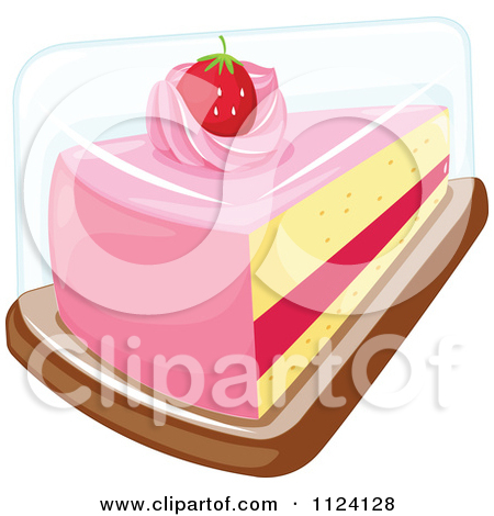 Cake Slice Cartoon Images : Take Out Container Clipart - Clipart Kid