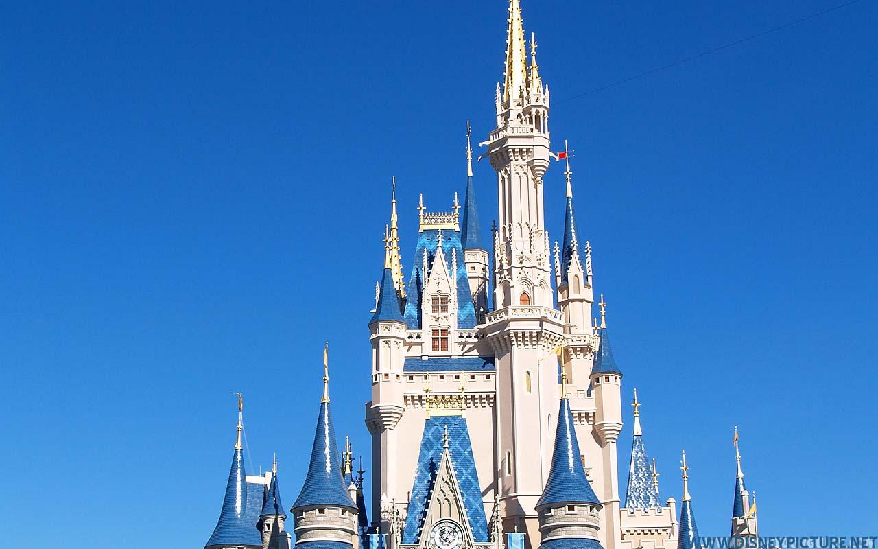 Magic Kingdom Castle Clipart - Clipart Kid