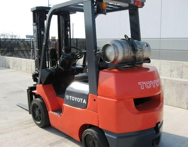 Fire Extinguisher Forklift Requirement   C B Forklift Portland Or