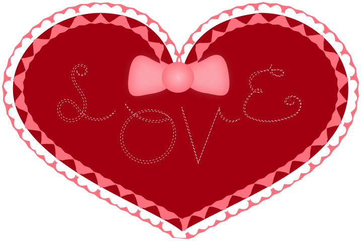 Holiday Valentines Valentine Hearts Lacey Heart Lace Heart Png Html