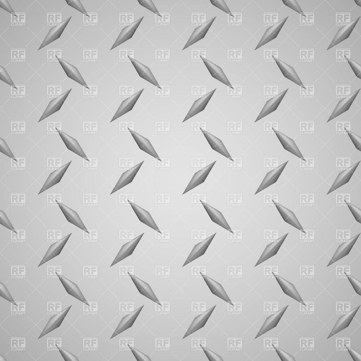 Metal Diamondplate Seamless Texture Download Royalty Free Vector