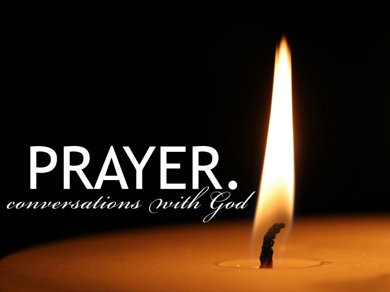2014 Prayer Conversations With God