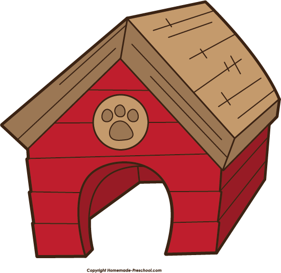 Clip Art Dog House Clipart dog house clipart kid clipart