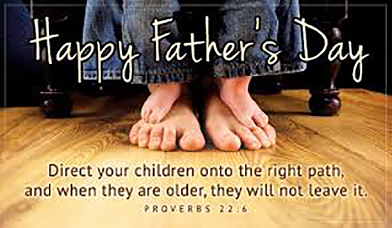 Father S Day Bible Verses 2015  Christian History Why Fathers Are
