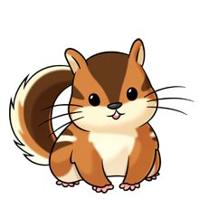 Clip Art Chipmunk Clipart chipmunk clipart kid forest animals on pinterest woodland clip art and forest